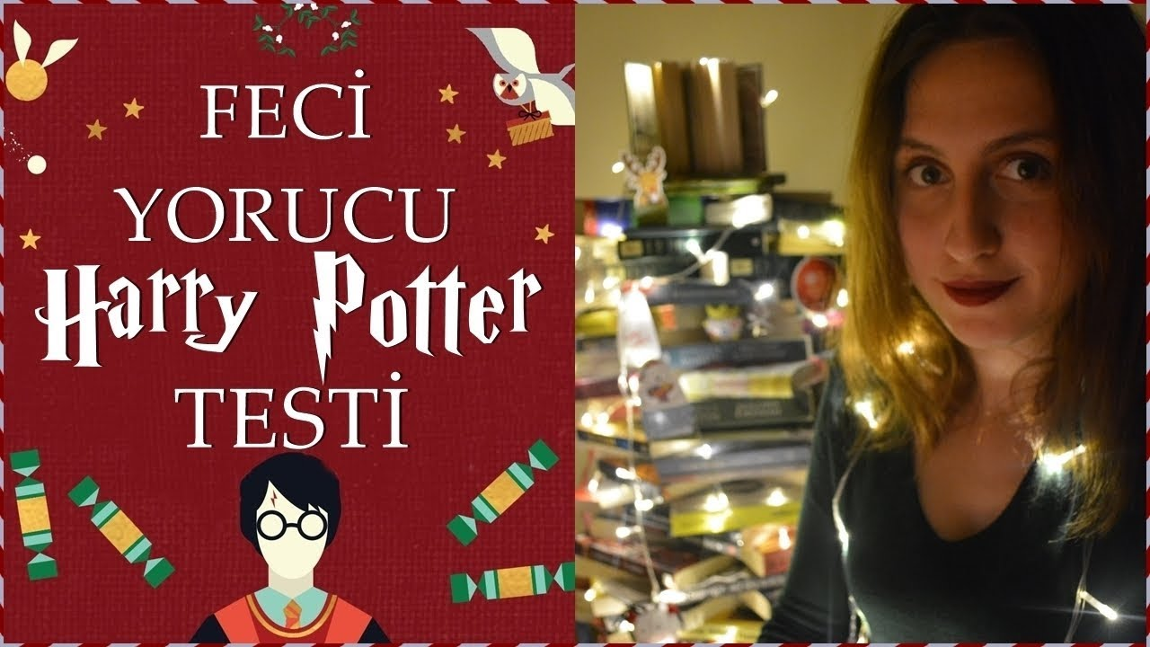 Harry Potter Testi