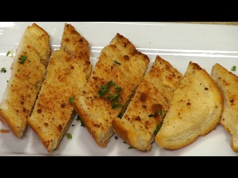 how-to-make-homemade-garlic-bread