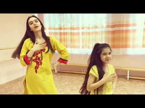 Teri Aakhya Ka Yo Kajal dance / Two sister's from Russia, Moscow 🇷🇺