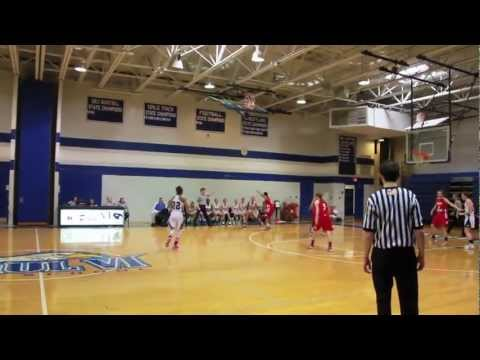 Paul VI High School Girls Basketball- Kiana Ye Shooting Guard Highlight Film UPDATED 2012-13