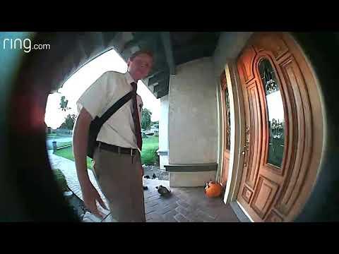 Funny Ring Doorbell