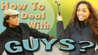 DEALING WITH A GUY HITTING ON YOU!