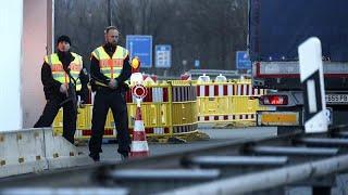 Réouverture de la frontière entre l'Allemagne et l'Autriche le 15 juin