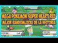 ⚡️Mega Pokémon Super Heart Red ⚡️ Randomlocke, MEGAS Y + 807 Capturables en ESPAÑOL |GBA|