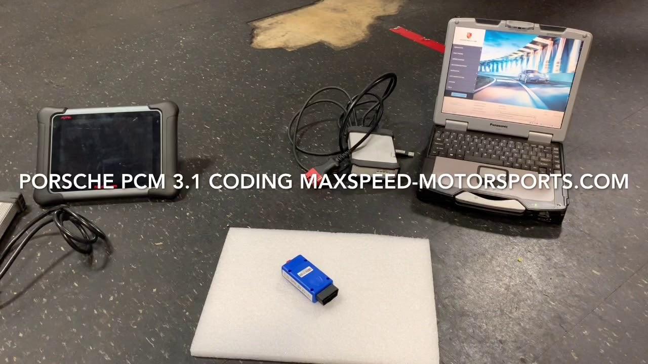 small resolution of porsche backup camera kit for pcm 3 1 boxster cayman carrera panamera cayenne 981 991