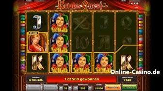 Novoline Knigths Quest Bonus - Online-Casino.de