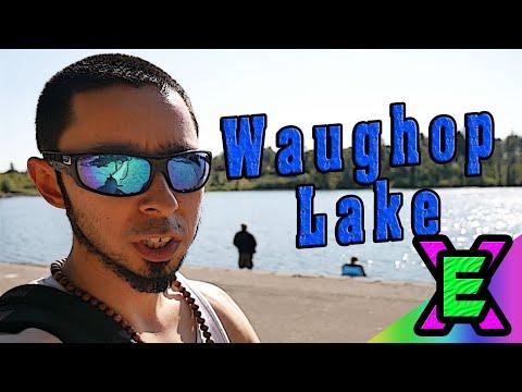 Waughop Lake - Lakewood, Washington