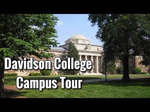 Davidson College Campus Tour || M&S