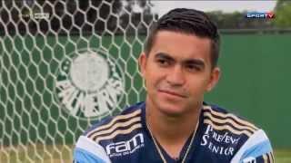 Grupo BalacoBaco ||  Entrevista do Jogador Dudu do Palmeiras