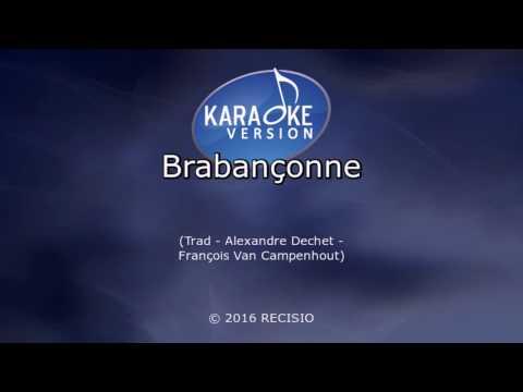 Inno nazionale-Brabanconne(Belgium)-Karaoke