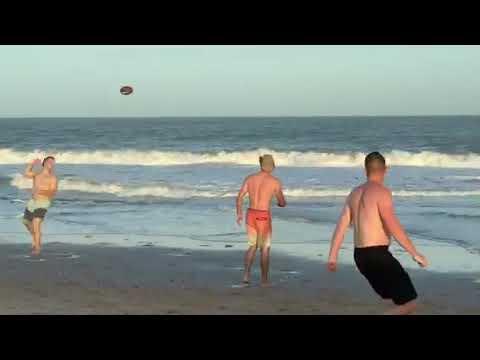 Vero Beach Beach Football 18 1/12/2020