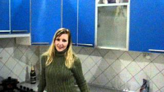 Кухня угловая эконом класса| #edblack(представляю бюджетную угловую кухню с комбинированными фасадами Дсп+ рамочный алюминиевый профиль +..., 2011-05-17T08:42:51.000Z)
