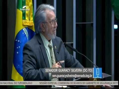 Sessão deliberativa - TV Senado ao vivo - Plenário - 06/12/2018