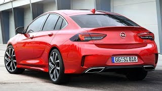 2018 Opel Insignia GSi Grand Sport - Makes the Difference