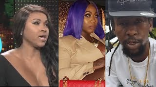 """Yanique Took SH0TS At Spice?? Curvy UPDATE 