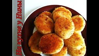 КОТЛЕТЫ из  Картошки🥔🥔🥔🍜Cutlets from potatoes