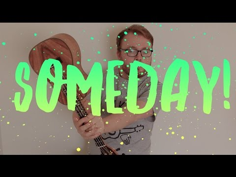 SOMEDAY - MICHAEL BUBLE ft. MEGHAN TRAINOR (EASY UKULELE TUTORIAL)