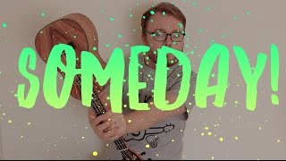 SOMEDAY - MICHAEL BUBLE ft. MEGHAN TRAINOR (EASY UKULELE TUTORIAL)