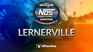 World of Outlaws NOS Energy Drink Sprint Car Series | Round 2 at Lernerville