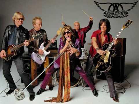 Aerosmith Walk this way (WITH LYRICS)