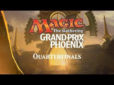 Grand Prix Phoenix 2018 (Modern) Quarterfinals