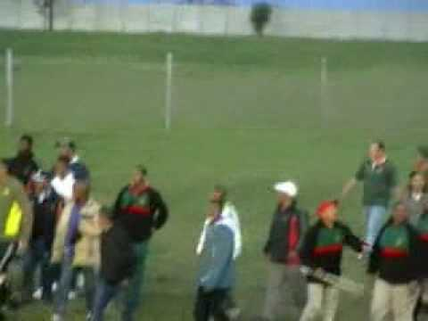 Mossel Bay: Hooliganism at rugby game caught on tape