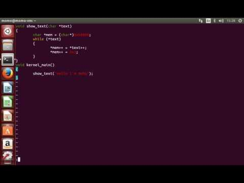 How to Write a Simple OS Kernel