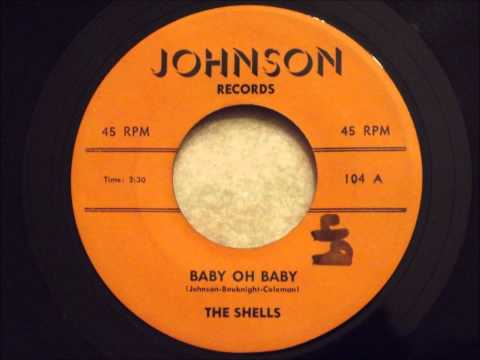 Shells - Baby Oh Baby - Classic Brooklyn Doo Wop