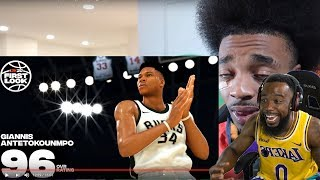 THE MOST DELUSIONAL YOUTUBER REACTS TO THE NBA 2K20 TOP 20 RATINGS!