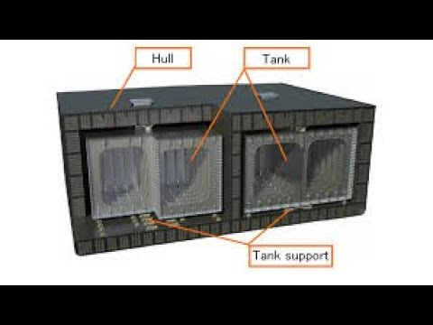 GAS CARRIER  TYPES OF TANKS AND INSULATION