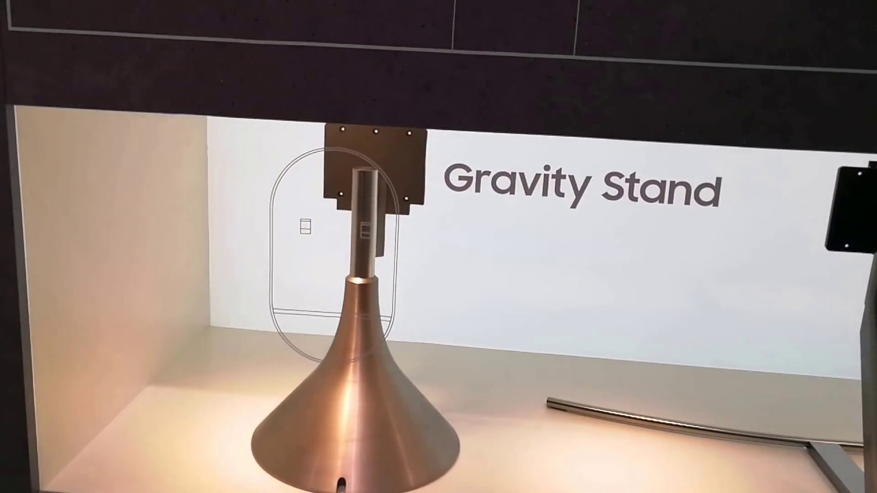 Samsung QLED TV Stands The Whole Collection The Studio