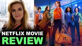Gunpowder Milkshake REVIEW - Netflix 2021