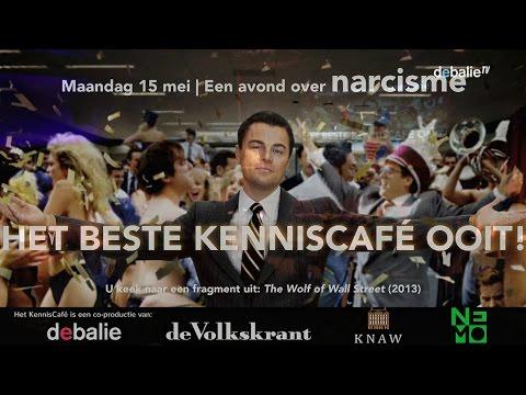 Het beste KennisCafé ooit - Een avond over narcisme