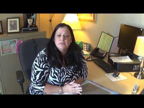 Cheri Denis, principal at Prairie Lincoln Elementary School