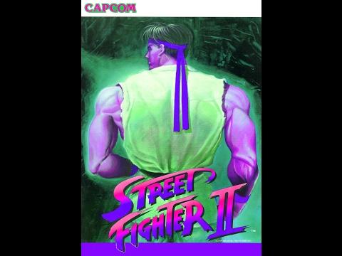 [3/3] リュウ - ストリートファイターII(初代,AC) STREET FIGHTER II(1st)