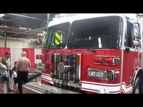2015 Fire Expo (Harrisburg, PA)