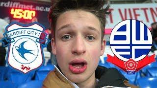 Video Gol Pertandingan Cardiff City vs Bolton Wanderers