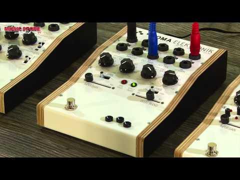 Koma Elektronik BD101 Analog Gate Delay | Sound | Demo | Test