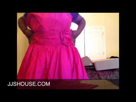 Jj 39 s house all things bridal bridesmaid dress review for Jj wedding dresses reviews