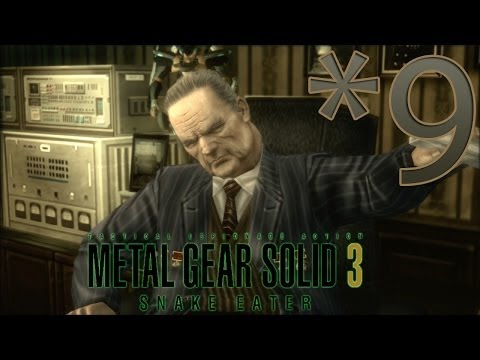 Metal Gear Solid 3: Snake Eater - Episode 9 - Granin