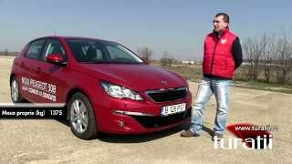 Peugeot 308 1,6l THP Active explicit video 1 of 3