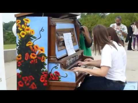 Play Me, I'm Yours Omaha with Omaha Conservatory of Music