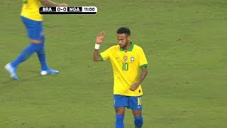Neymar Jr vs Nigeria | 2019 HD 1080i