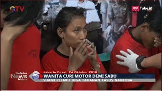Download Video Demi Bisa Nyabu, Wanita di Pasar Baru Curi Motor - BIM 24/10 MP3 3GP MP4