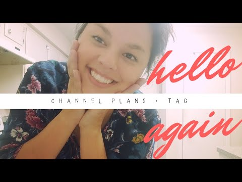 Channel Plans + Catholic Tag!