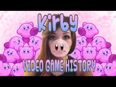 KIRBY - The Complete Series History | Video Game History with Kelsey