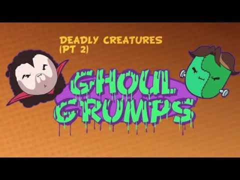 Game Grumps Halloween Intros 2015 (all)