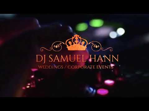 DJ SAMUEL HANN WEDDING DJ ESSEX SUFFOLK KENT