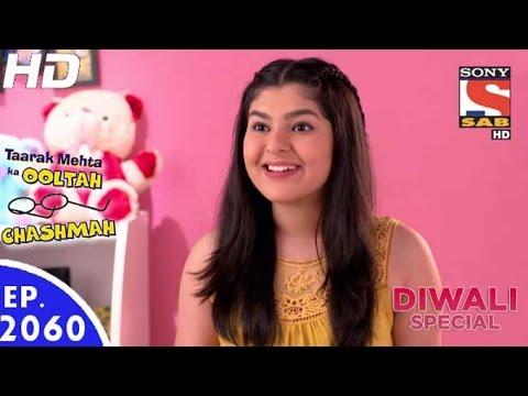 Taarak Mehta Ka Ooltah Chashmah - तारक मेहता - Episode 2060 - 29th October, 2016