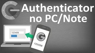 Google Authenticator No PC/Note (Windows, Linux, Mac)